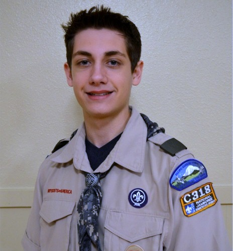Read more: Eagle Scout Mason Yonkers